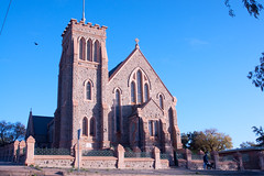 Town Scenes-12 (Ross Lamb) Tags: church catholic cathedral nsw newsouthwales outback brokenhill