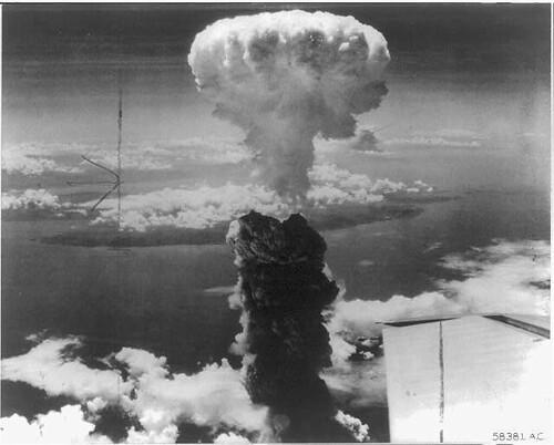Nagasaki second bombing LOC