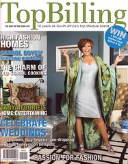 TOP BILLING  September 2009 Front Cover (NeoGroup) Tags: magazine rosebud sa topbilling