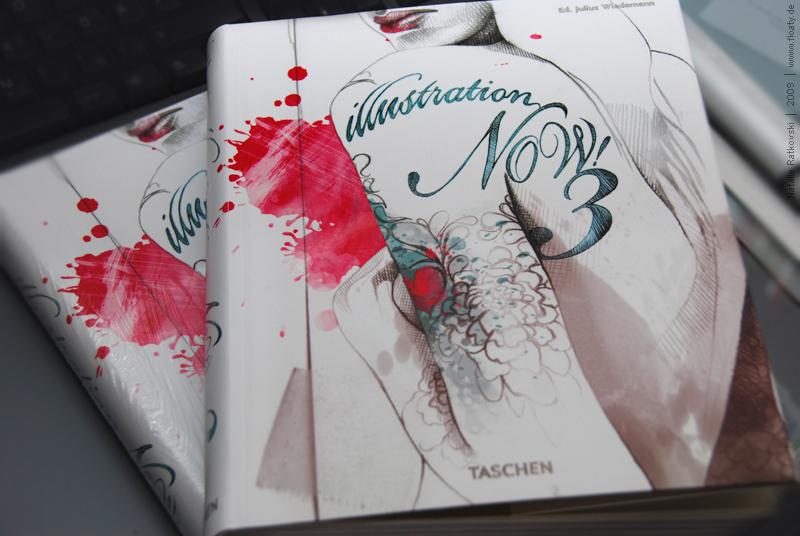 Taschen, Illustration Now! 3