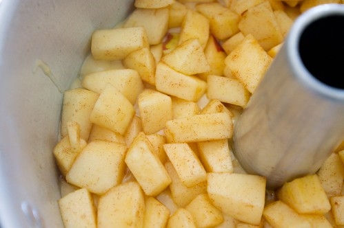 apples+cinnamon+sugar