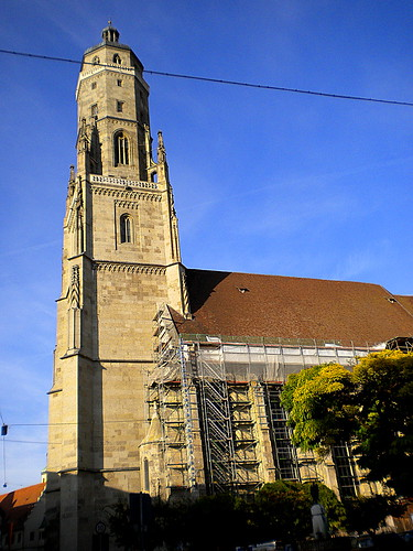 St George Church, Nordlingen, Germany
