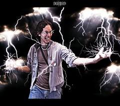 ThundErune! (Eru!!) Tags: electricidad electrico rayos raiden thnder erune