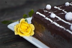šokolaadine küpsisetort