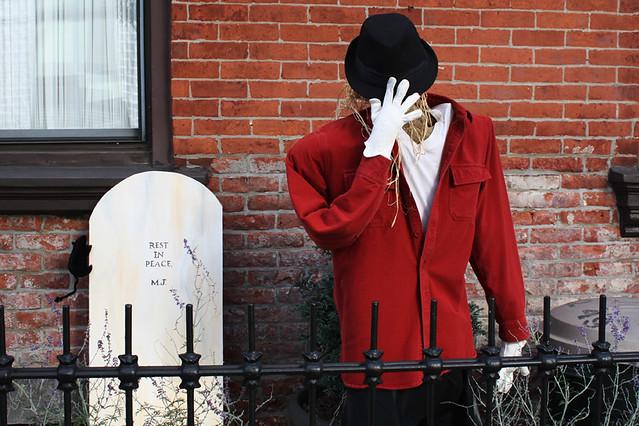 MJ Scarecrow