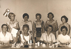 Founders Members of the Guam Women's Club