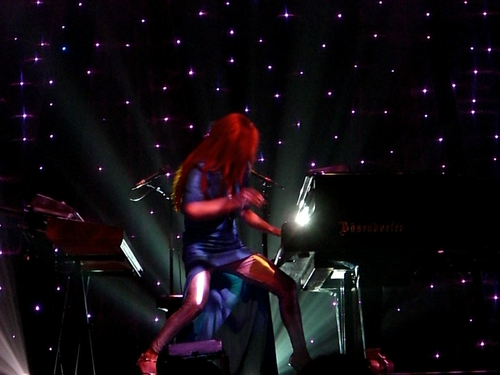 Tori Amos Birmingham Concert 7th September 2009