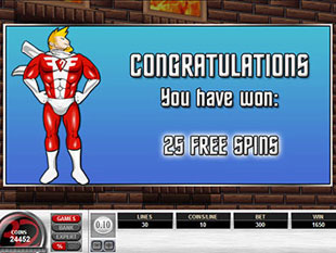free Fearless Frederick free spins