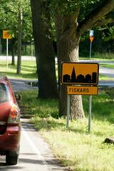 Karjaa to Fiskars ヘルシンキからフィスカルスへの行き方 カルヤーから村までバス