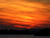 Sunset (Mindful Youth) Tags: trees sunset red lake water yellow landscape evening sunsets late lakesidemanor countrylandscapes