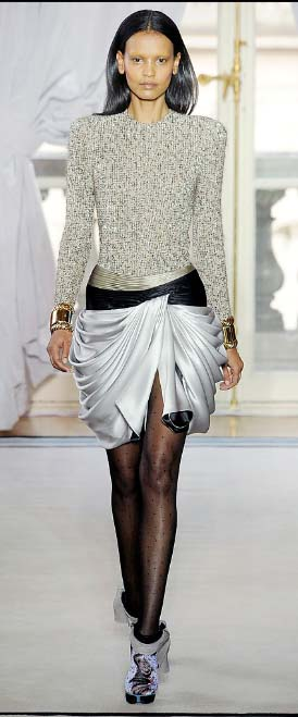 Balenciaga skirt Fall 2009 copy