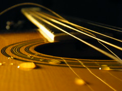 While My Guitar Gently Weeps (AzureOblivion) Tags: world music art project john paul george lyrics play harrison sad guitar heads acoustic string beatles 12 cry title tear lennon ringo songs mccartney turning thebeatles starr whilemyguitargentlyweeps