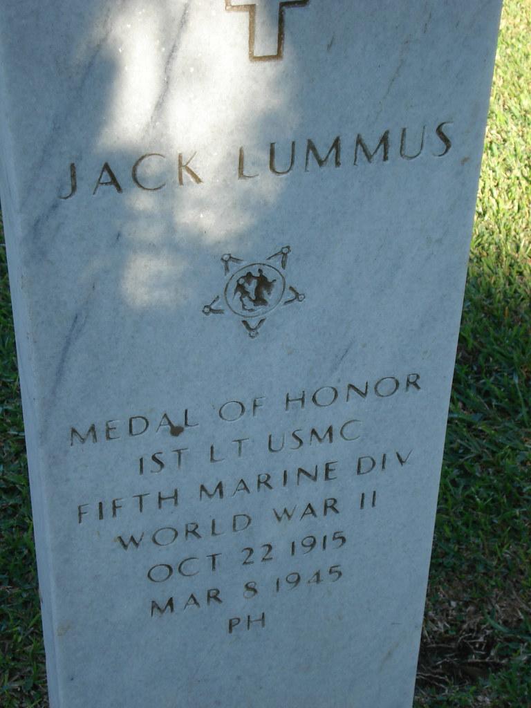 Jack Lummus