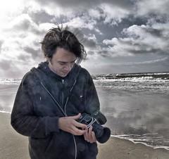 Castricum, The Netherlands (modulartechnix) Tags: sea holland beach nature thenetherlands seashore castricum noordholland kiev88 northholland olympuse500 flickraward zuikodigital35561445