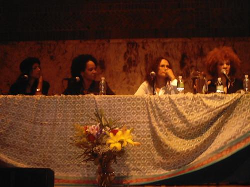 Michaela Angela Davis speaking.