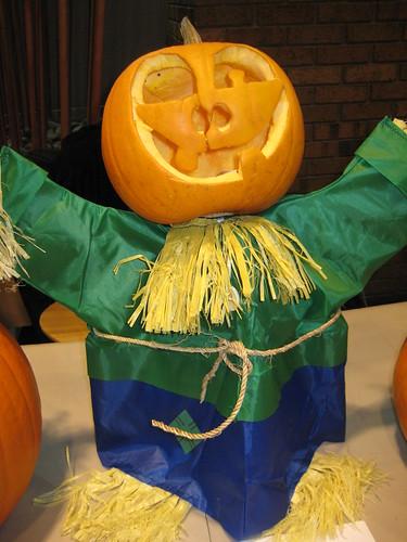 Pumpkin Inspiration: Scarecrow