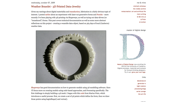 Weather Bracelet - 3D Printed Data-Jewelry_1256786811670