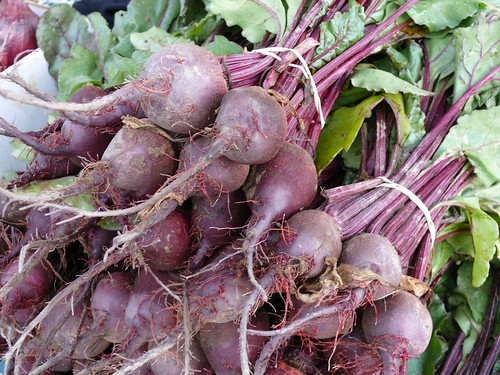 Beets from Sippel Family Farm 10/17/09