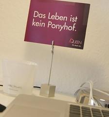 Ponyhof (zwoelftermann) Tags: wiesbaden karte bro agentur