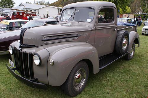 1946 Ford V8 Truck.