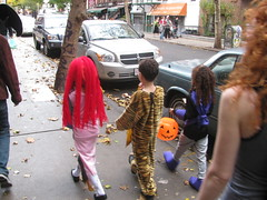 Trick or Treating by edenpictures, on Flickr