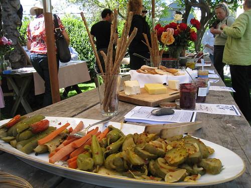 Happy Girl Kitchen foods + 101 Cookbooks Buckwheat Cheese Straws