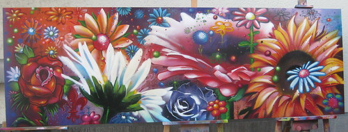 SEAK Blumenbild Frontal (rechts)