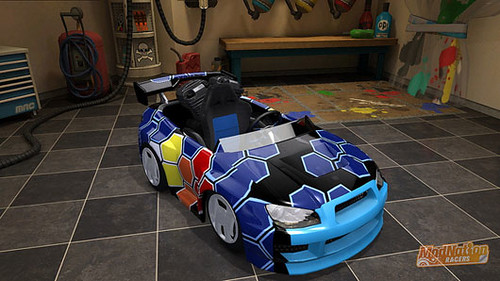 ModNation Racers Vita