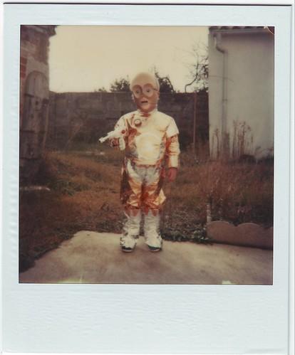 1981 - Playing C-3PO