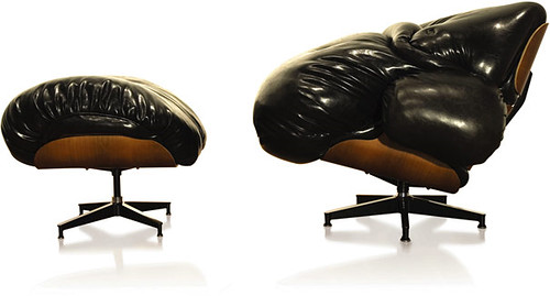 obese eames chair