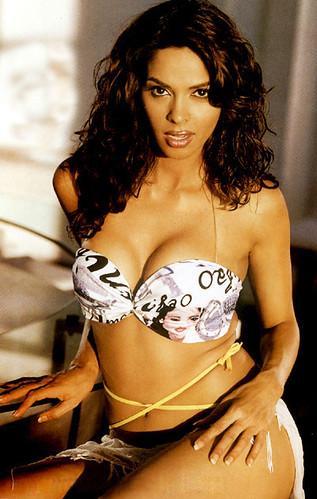 Mallika Sherawat in bikini