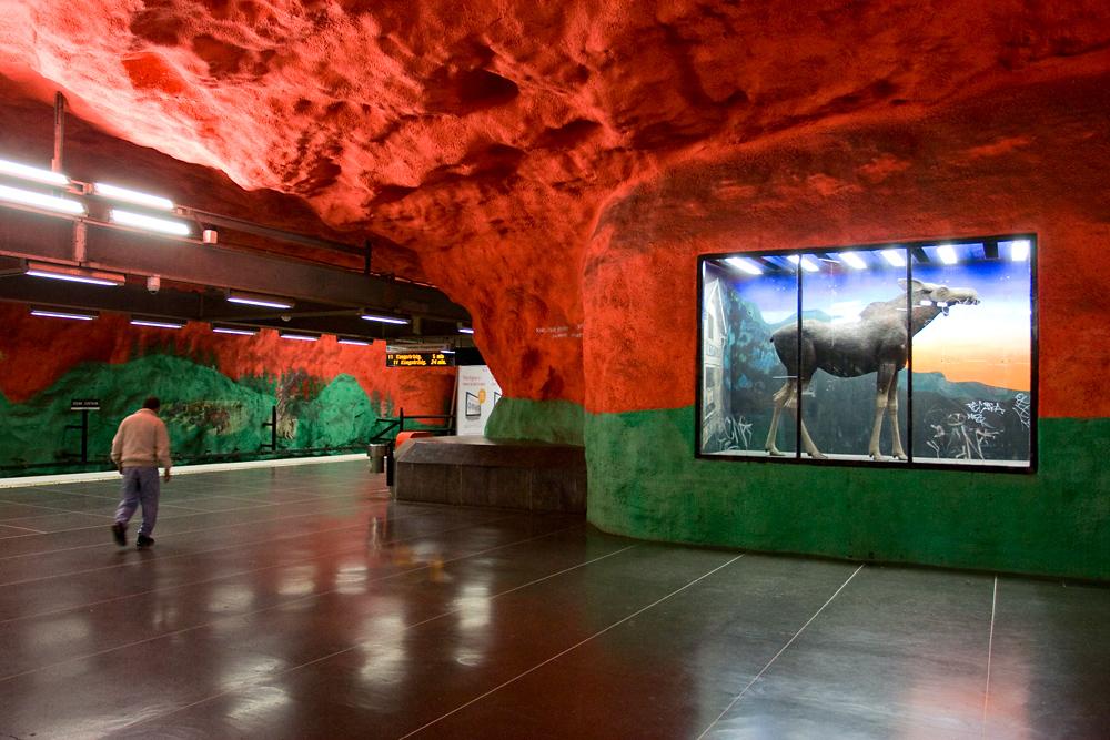 Tunnelbana I