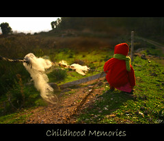 Childhood Memories / ocukluk Hatralar (Kuzeytac) Tags: life travel light red baby color colour cute green wool nature childhood backlight geotagged scenery child view sweet postcard coat tel memories natura scene best backlit magical geotag leyla bestofthebest izmir hayat ocuk manzara yeil lsi bebek hikaye k krmz renk doa tabiat hatra renkler koyun diken yn dikenlitel canoneos400d canoneosdigitalrebelxti kuzeytac copyrightedallrightsreserved aqualityonlyclub