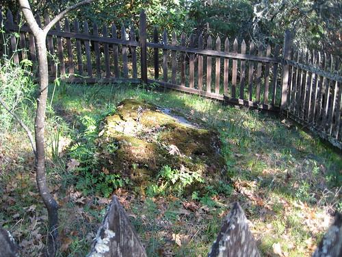 La tumba de Jack y Charmian London