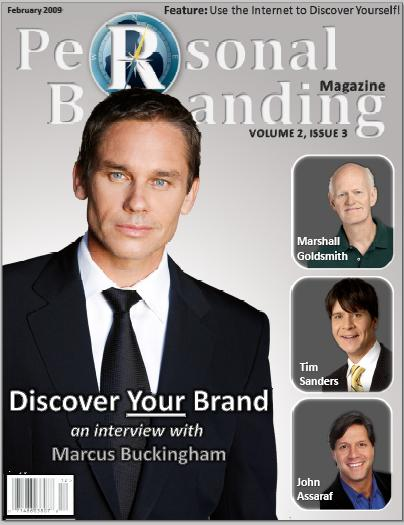 PERSONAL BRANDING COVER ISSUE 7