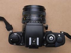 Leica R7 with 35mm 2.8 Elmarit-R lens (jiulong) Tags: leica 35mm r7 elmaritr
