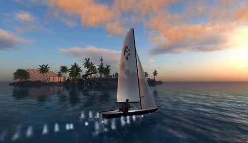 fast sailing