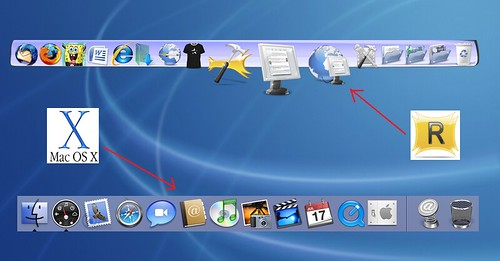 rocketdock_vs_mac_osx2