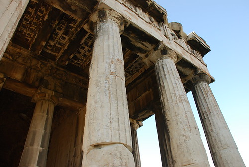 Ancient Agora: Temple of Hephaestus