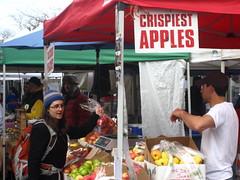 Crispiest apples