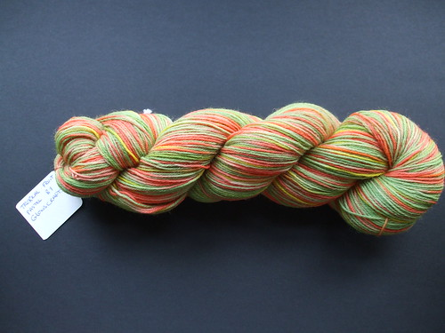GlowsCrafts Tropical Fruit Sock Yarn