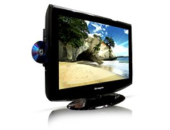 TV con DVD incorporado