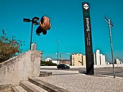 danilo le parkour brasil (Ana Luz) Tags: street city cidade people man guy sport wall fly jump action sopaulo extreme run move freerunning salto rua pulo homem esporte analuz danilo traceurs leparkourbrasil daniloalves