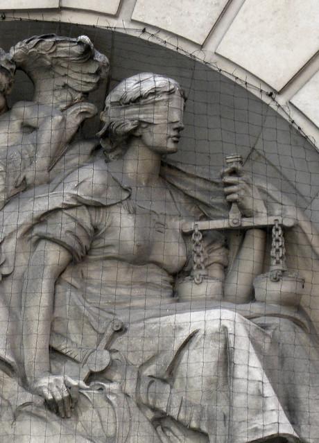 Justice, 50 Fleet Street, London