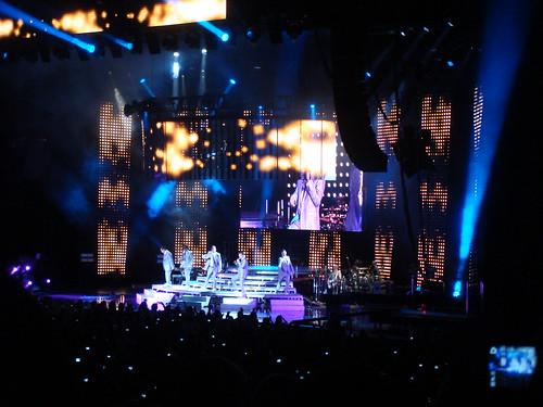 NKOTB concert