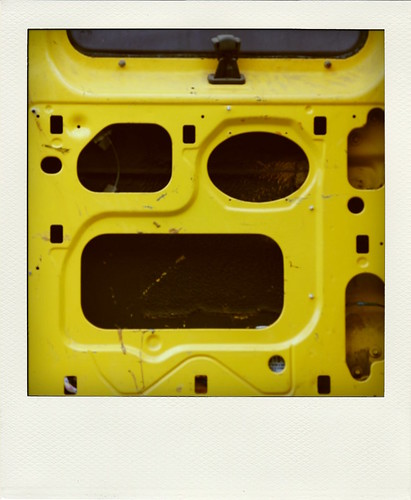 Yellow Van Face