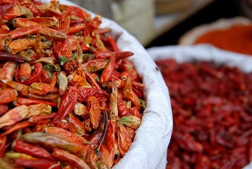 Lhasa Market
