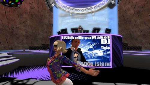rafee dancing at isithedreamaker party