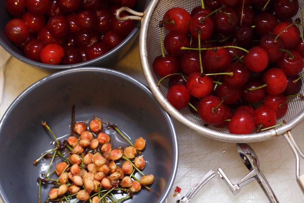 cherry prep