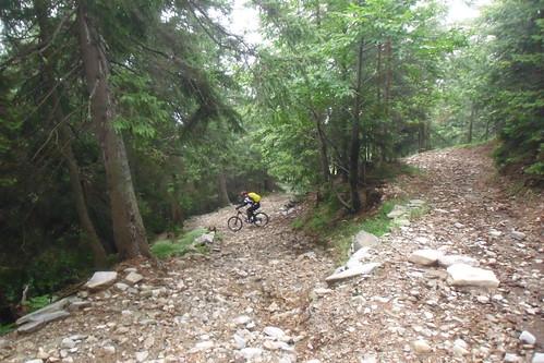 Trail nach Vocogno